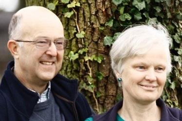 Richard & Catherine Weston cropped