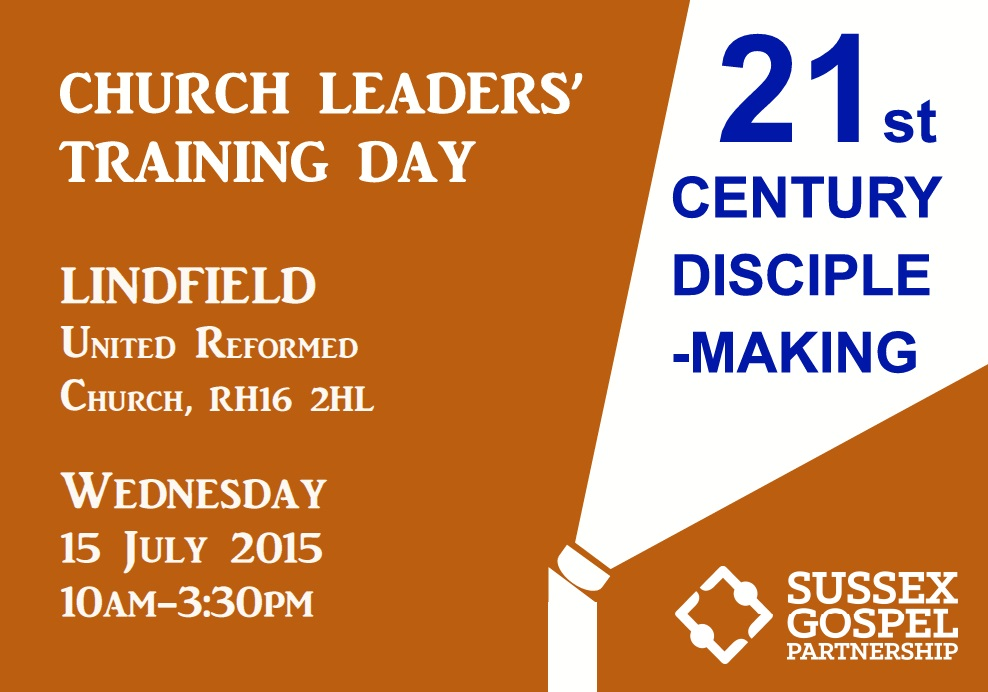 21st century disciple making - featured image