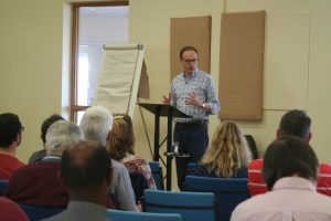 Garry Williams teaching about The Reformation