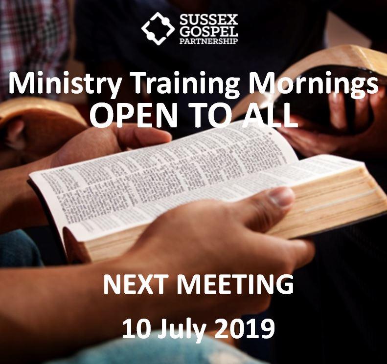 Blog | Sussex Gospel Partnership