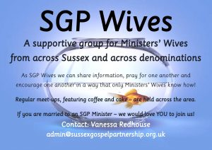 SGP Ministers Wives flyer - June 2018 - web version